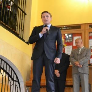 Krzysztof Brejza - informacje o pośle na sejm 2015