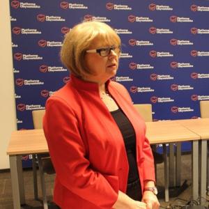 Elżbieta Królikowska-Kińska - informacje o kandydacie do sejmu