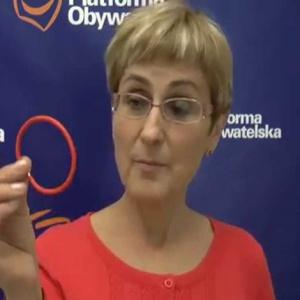 Janina Okrągły - informacje o kandydacie do sejmu