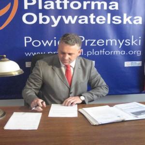 Piotr Tomański - informacje o kandydacie do sejmu