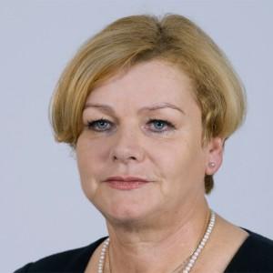 Grażyna Sztark - }, informacje o senatorze Senatu IX kadencji