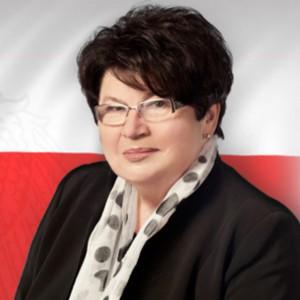Maria  Pańczyk-Pozdziej - }, informacje o senatorze Senatu IX kadencji
