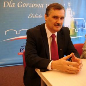 Wojciech  Grochala  - informacje o kandydacie do sejmu