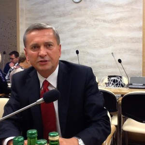 Tadeusz Tomaszewski - informacje o kandydacie do sejmu