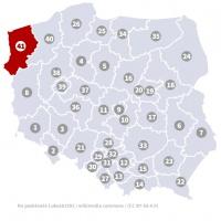 Okręg wyborczy nr 41 (Szczecin, zachodniopomorskie) - wybory 2015
