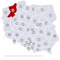 Okręg wyborczy nr 40 (Koszalin, zachodniopomorskie) - wybory 2015