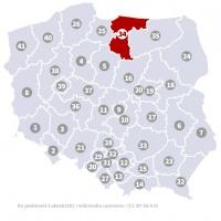 Okręg wyborczy nr 34 (Elbląg, warmińsko-mazurskie) - wybory 2015