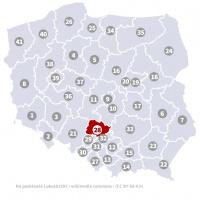 Okręg wyborczy nr 28 (Częstochowa, śląskie) - wybory 2015