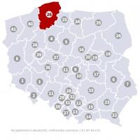 Okręg wyborczy nr 26 (Gdynia, pomorskie) - wybory 2015