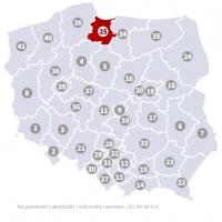 Okręg wyborczy nr 25 (Gdańsk, pomorskie) - wybory 2015
