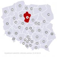 Okręg wyborczy nr 5 (Toruń, kujawsko-pomorskie) - wybory 2015