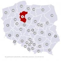 Okręg wyborczy nr 4 (Bydgoszcz, kujawsko-pomorskie) - wybory 2015