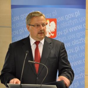 Marian Podziewski - informacje o kandydacie do sejmu