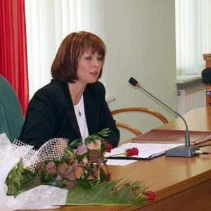 Dorota Chrzanowska - informacje o kandydacie do sejmu