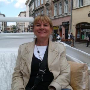 Jolanta  Kawecka  - informacje o kandydacie do sejmu