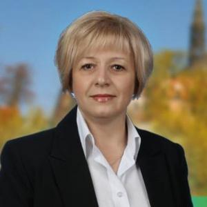 Grażyna Szklarska - informacje o kandydacie do sejmu