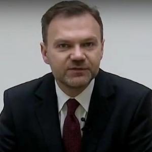 Artur Warzocha - }, informacje o senatorze Senatu IX kadencji