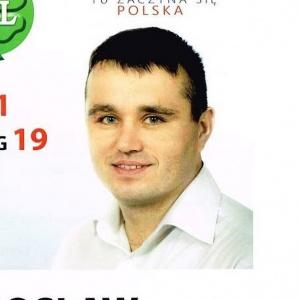 Jarosław Szlendak - informacje o kandydacie do sejmu