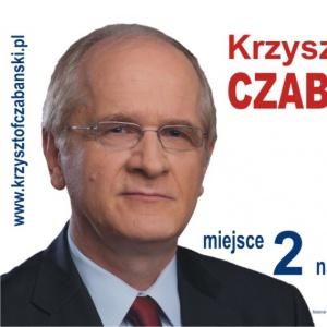 Krzysztof Czabański - informacje o pośle na sejm 2015
