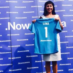 Anetta Ujma - informacje o kandydacie do sejmu