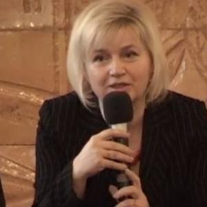 Lidia Staroń - }, informacje o senatorze Senatu IX kadencji