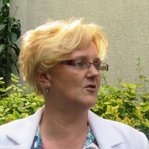 Zofia Jończyk - informacje o kandydacie do sejmu