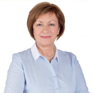 Zofia Dobrowolska - informacje o kandydacie do sejmu