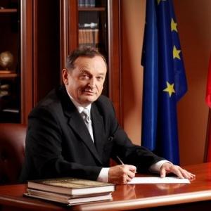 Józef Zając - }, informacje o senatorze Senatu IX kadencji