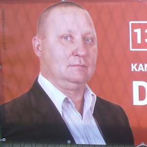 Dariusz Dobosz - informacje o kandydacie do sejmu