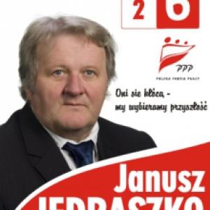 Janusz Jędraszko - informacje o kandydacie do sejmu