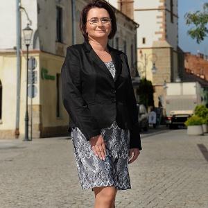 Violetta Wolska - informacje o kandydacie do sejmu