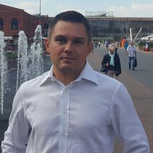 Marcin Gołaszewski - informacje o kandydacie do sejmu