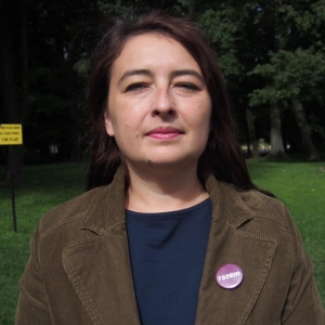 Karolina Haska - informacje o kandydacie do sejmu