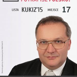 Andrzej Bojanek - informacje o kandydacie do sejmu