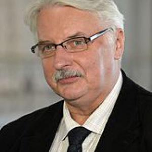 Witold Jan Waszczykowski - informacje o kandydacie do sejmu