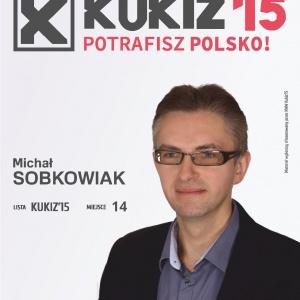 Michał Sobkowiak - informacje o kandydacie do sejmu