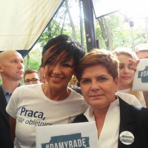 Justyna Witczak - informacje o kandydacie do sejmu