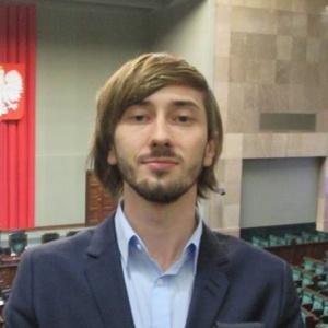 Mateusz Szymon  Górecki - informacje o kandydacie do sejmu