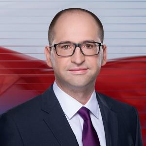 Adam Bielan - }, informacje o senatorze Senatu IX kadencji