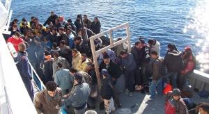 Zginęło 46 imigrantów, gdy zatonęła ich łódź