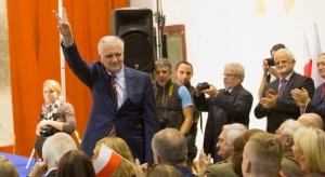 Gowin ocenia debatę i szuka koalicjanta