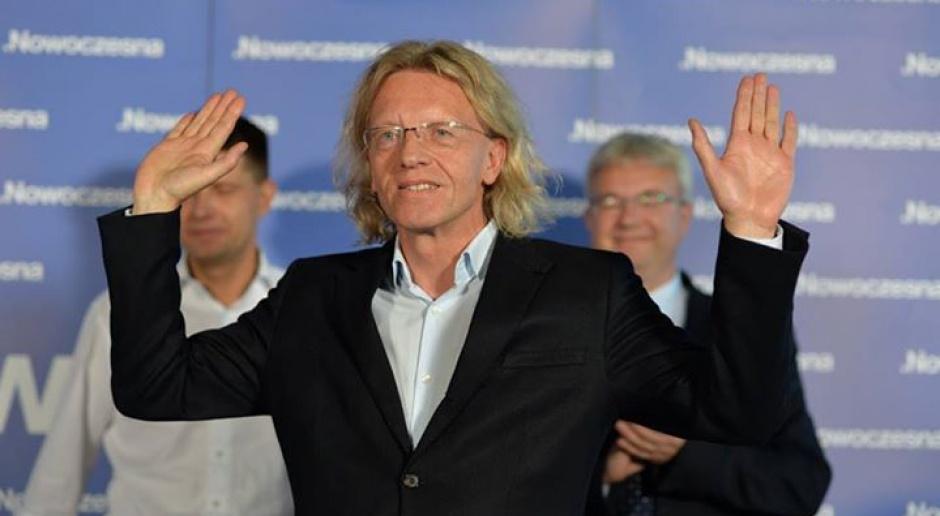 Krzysztof Mieszkowski posłem: Zabezpieczenie socjalne, stop menedżerom. Nowoczesna ma także socjalistę?