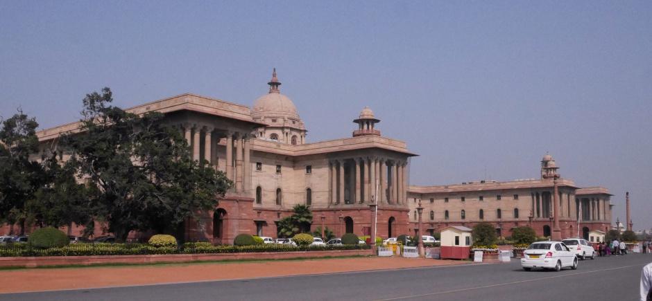 Budynek administracji rządu Indii, źródło: Jay Galvin/flickr.com/CC BY 2.0