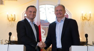Duda: Polska i Słowacja mają podobne potrzeby i spojrzenia na przyszłość