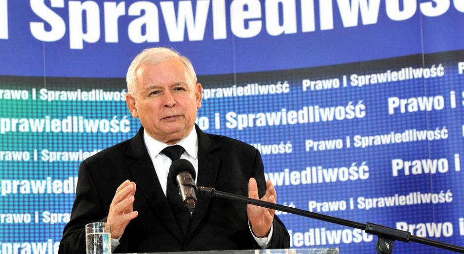 Jarosław Kaczyński: Obniżenie wieku emerytalnego w przyszłym roku