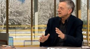 Zybertowicz: to nie rząd PiS tylko Niemcy zbliżają się z Rosją