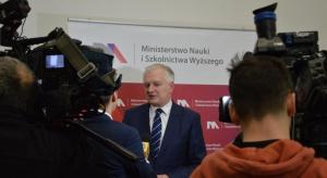 Jarosław Gowin zapowiedział pomoc dla Narodowego Centrum Nauki