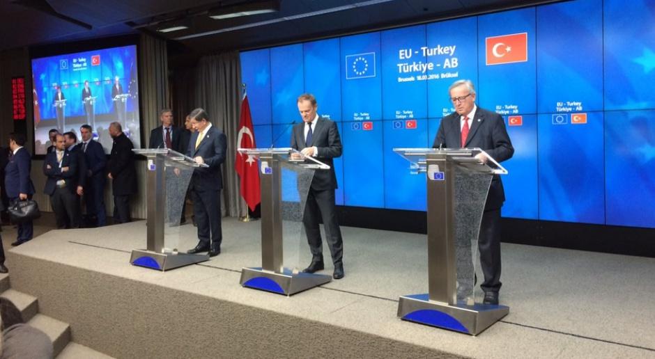Tusk: Jest porozumienie UE-Turcja ws. migracji