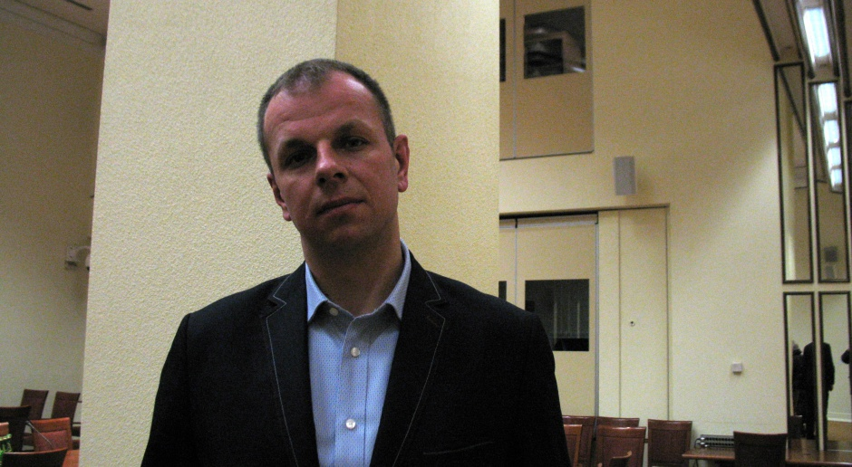 Wojciech Bakun (fot.:wk)