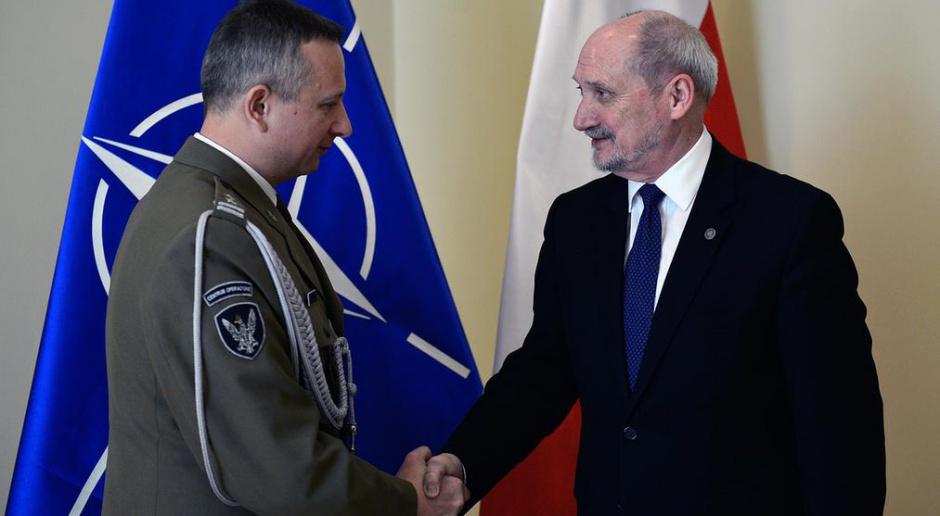 Akademia Obrony Narodowej z nowym rektorem, ale niejasną przyszłością